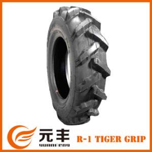 Tiger Grip Pattern Tyre, Agricultural Tyre, Nylon and Bias Tyre