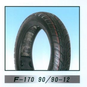 Motorcycle Tire (90/90-12) pictures & photos
