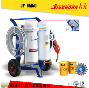 Oil Purification Trolley for Business Cars
