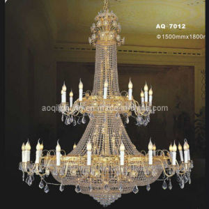 Luxury Hotel Project K9 Chandelier Light (AQ-7012) pictures & photos