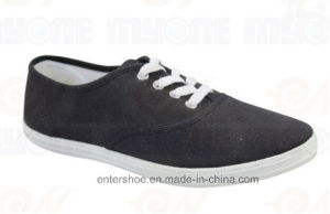 Cvo Injection Cheap Casual Canvas Shoes (ET-MY170416M)