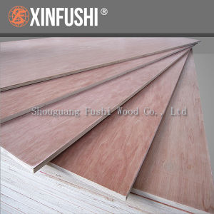 Manufacturing Plant Commercial Plywood 4.2/9.2/15.2mm Africa Market pictures & photos
