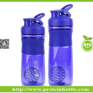 400ml Shaker Bottle with Plastic Blender Ball pictures & photos