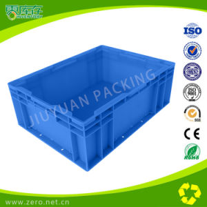 Plastic Storage Moving Crates for Cargo and Transport