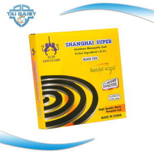 Chemical Formula Effective Micro Smoke Black Mosquito Coil with MSDS Report pictures & photos