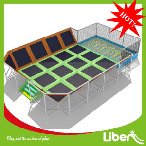 Trampoline, Olympic Trampoline for Adults pictures & photos