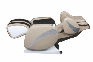 2014 Best 3D L Shape and Slide Massage Chair (Zero Gravity)