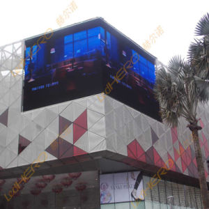 Outdoor Waterproof P10 LED Screen for Advertising pictures & photos