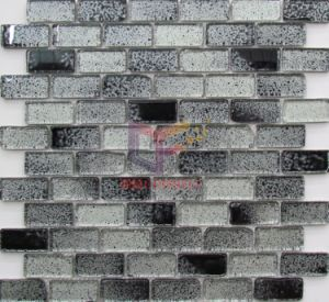 Cool Paving Glossy Crystal Antique Style Glass Mosaic (CFC618) pictures & photos