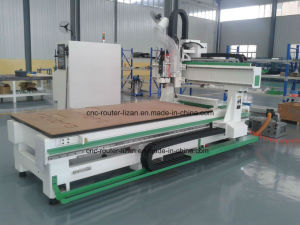 China High Precision CNC Woodworking Engraver and Cutter pictures & photos