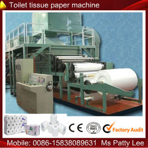 1880mm, 4-5 Ton Per Day Toilet Tissue Paper Making Machine pictures & photos