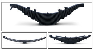 Conventional Heavy Duty Trailer Leaf Springs pictures & photos