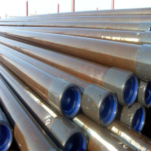 Od273mm X 8mm X 11.8meters Welded Steel Pipe with Anti-Rust Oil and Ends Threaded pictures & photos