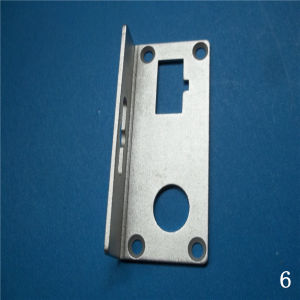 Customized Precision Puching Parts Stamped Aluminum pictures & photos