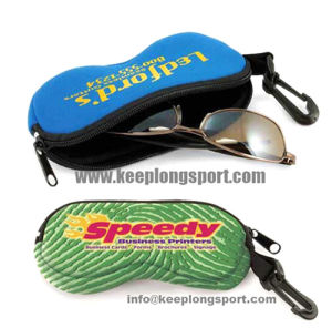 Fashionable Waterproof Neoprene Glasses Case pictures & photos