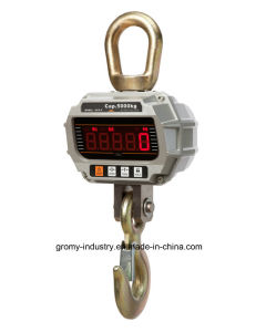 Economy Hanging Hook Crane Scale 1ton to 5ton Ocs-X pictures & photos