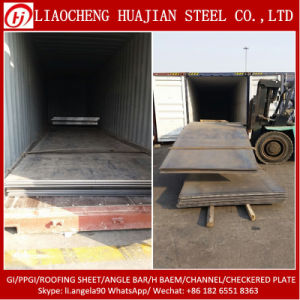 Q345b Alloy Carbon Steel Plate for Structural-- 8*2000*9000mm pictures & photos