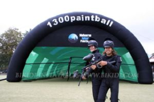 Inflatable Paintball Court, Inflatable Tents (K5018) pictures & photos