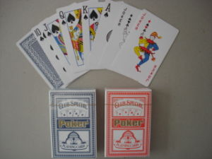 Play Card Cellophane Overwrapping with Tear Tape Sample (SY-2000) pictures & photos