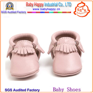 Wholesale Import Cheap Baby Moccasins Baby Shoe in Bulk