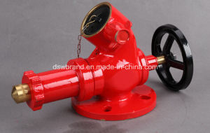 2.5′′ Bsp Fire Hydrant Valve pictures & photos