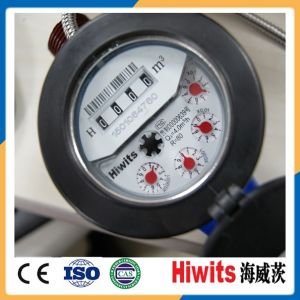High Quality Single Jet Intelligent 15mm-25mm Cheap Water Meter pictures & photos