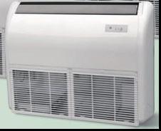 Floor Ceiling Type Hybrid Solar Air Conditioner