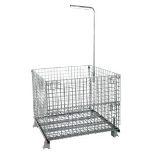 Heavy Duty Warehouse Wire Storage Cage with Large Capacity (YD-M43) pictures & photos