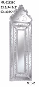 Crystal Living Room Decor Wall Mirror pictures & photos