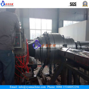 HDPE Pipes Making Machine Plant HDPE Pipe Extrusion Machine pictures & photos