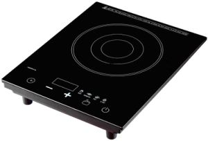 Touch Sensor Control Induction Cooktop Induction Hotplate Plastic Body Induction Cooker (AM20H19-2) pictures & photos