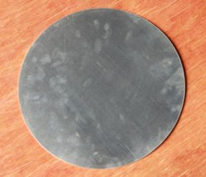 Thick Aluminum Disc for Cover pictures & photos