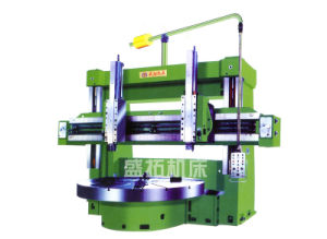 CNC Vertical Diameter 2500 Mm Lathe