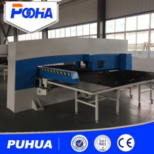 Ce/ISO High Inquiry Servo Type CNC Punch Press Machine with Auto Index pictures & photos