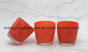 Promotional Gift Glass Cup Candle Holder Cup pictures & photos