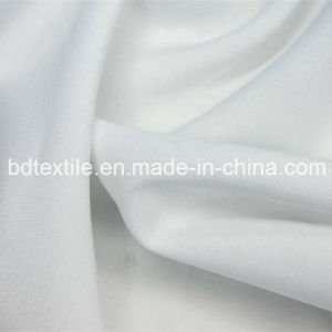 Pure White Polyester Fabric pictures & photos