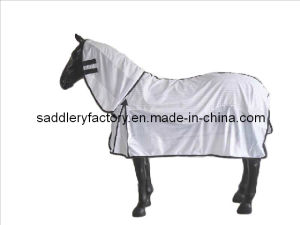 White Summer Ripstop Mesh Horse Rug pictures & photos