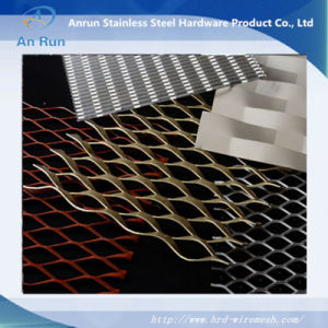 2016 Manufacturers Selling Stock Firm Expanded Metal Gothic Mesh pictures & photos
