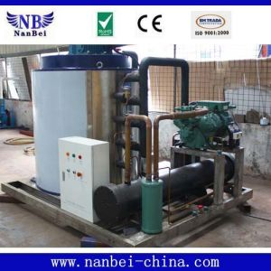 Commercial Tube Ice Making Machine with CE Certificate pictures & photos