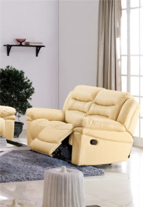 Recliner Leather Fabric Sofa Furniture pictures & photos