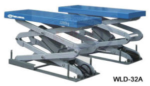Wld-32A Small Garage Scissor Lift pictures & photos