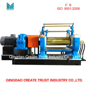 China Top Quality Open Rubber Mixing Mill (CE&ISO9001 Certification) pictures & photos