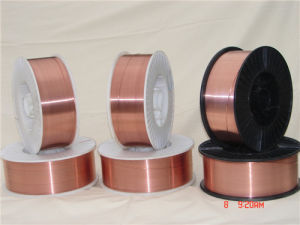 TUV CE dB Certificates Er70s-6 CO2 Welding Wire MIG Welding Wire pictures & photos