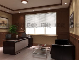 No Formaldehyde Waterproof Decoration Material WPC Window Board (CR-180A) pictures & photos