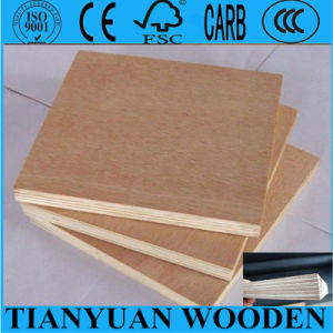 Full Poplar Plywood / Furniture Okume Plywood pictures & photos