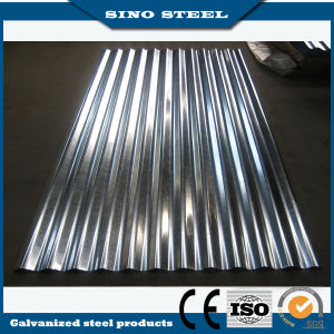 Zinc Coated Corrugated Steel Sheet for Roofing pictures & photos