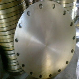 Duplex Steel F51 (UNS S31803) Blind Flange, A182 F51 Blind Flange pictures & photos