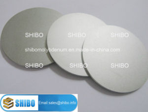 Polished Molybdenum Round Discs 1.5mm Thickness pictures & photos