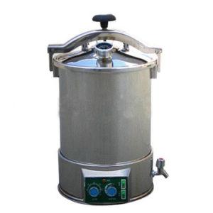 18L LPG or Electric Heated Pressure Steam Autocalve (YF-18HDJ) pictures & photos