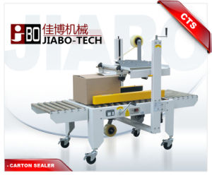 Semi-Automatic Sealing Machine /Side Belts Driven Carton Sealer/Box Sealer Machine (CTS-01P) pictures & photos